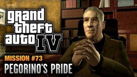 GTA 4 - Mission 73 - Pegorino's Pride (1080p)