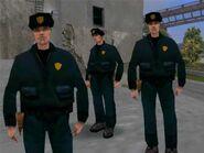 Police Officers - GTA III