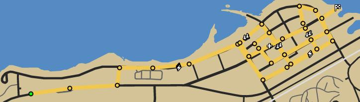 Sandy Shores Circus GTAO Verified Map