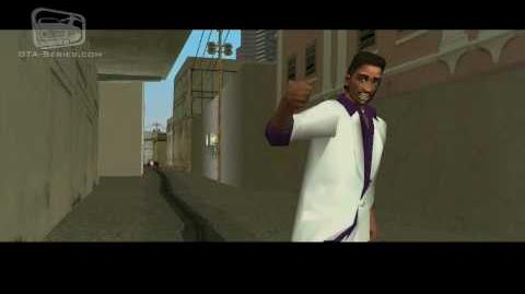 GTA Vice City - Walkthrough - Mission 4 - Back Alley Brawl (HD)