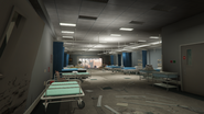 Pillbox Hill Medical Center Destroyed Ward GTAV