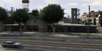 El Burro Heights Fire Station