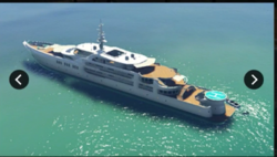 The Orion Yacht-GTAO