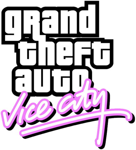 File:GTA Vice City Logo Transparent.png