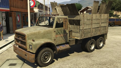 File:ScrapTruck-GTAV-Front-Loaded.png