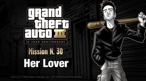GTA 3 - iPad Walkthrough - Mission 30 - Her Lover