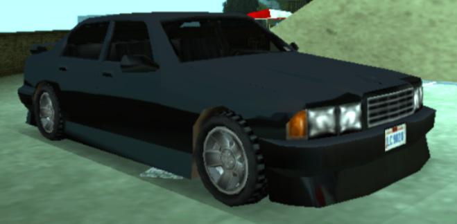 Gta  Colombian Gang Car