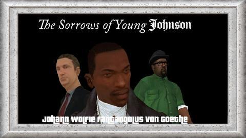 YTP GTA San Andreas - The Sorrows of Young Johnson