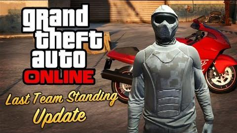 GTA Online - The Last Team Standing Update All DLC Contents