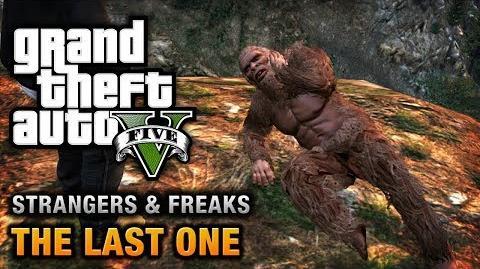 GTA 5 - Bigfoot - The Last One 100% Gold Medal Walkthrough
