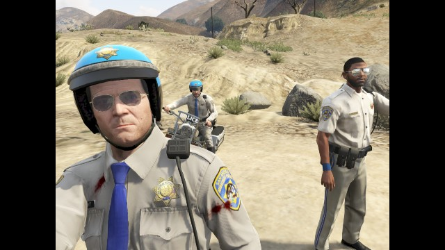 File:SanAndreasHighwayPatrol-GTAV-Michael.jpg