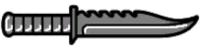 Knife-GTAVPC-HUD