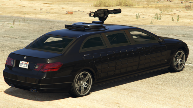 File:TurretedLimo-GTAO-rear.png