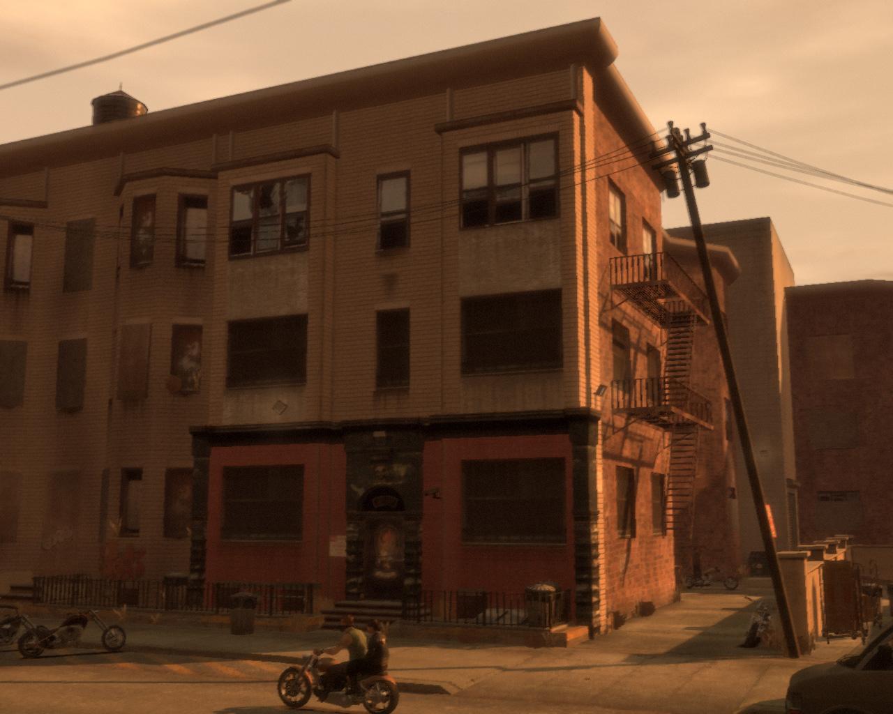 The Lost MC Clubhouse  GTA Wiki  FANDOM powered by Wikia
