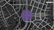 Distract Cops GTAO Map Pillbox Vespucci