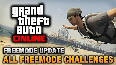 GTA Online - All Freemode Challenges