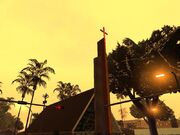 Los Santos Church