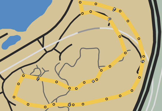 We Have Lift Off GTAO Race Map
