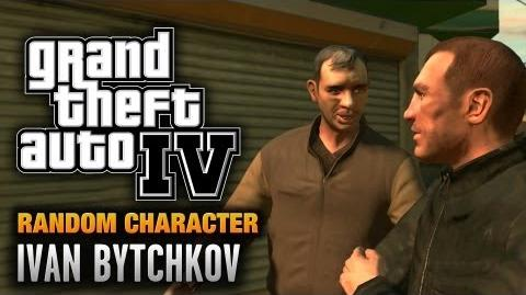 GTA 4 - Random Character 12 - Ivan Bytchkov (1080p)