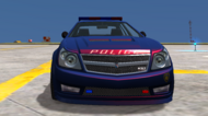 Police Stinger-GTAIV-Front