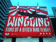 Wingding Sign