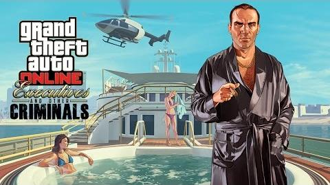 GTA Online Executives and Other Criminals Trailer