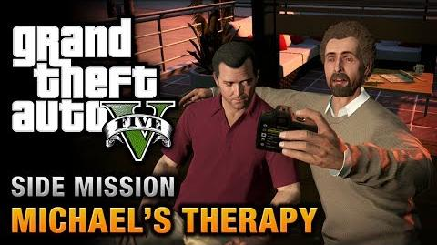 GTA 5 - Michael's Therapy Sessions (Dr. Friedlander)