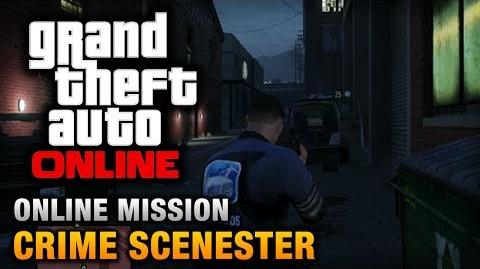 GTA Online - Mission - Crime Scenester Hard Difficulty
