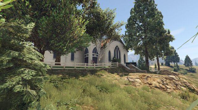File:StBrigidBaptistChurch-Chaparral-Entrance.jpg