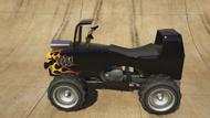 Blazer Hotrod GTAVpc Side