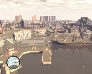 BrokerNavalYard GTAIV Overview