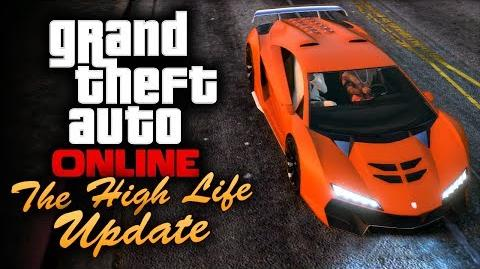 GTA Online - The High Life Update All DLC Contents