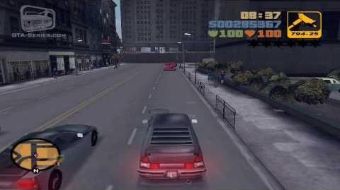 GTA 3 - Walkthrough - Mission 23 - Turismo (HD)
