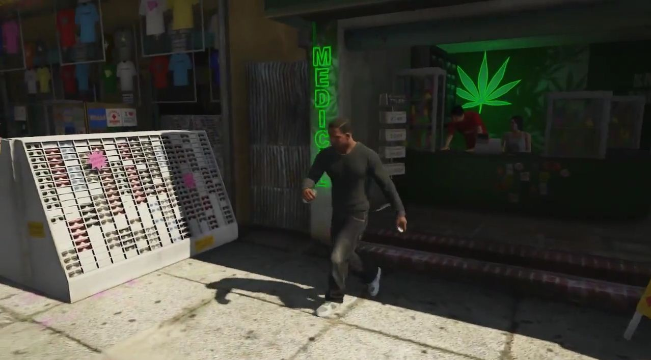 gta v how to make drugs