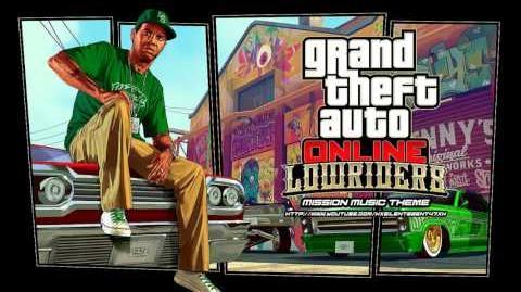 GTA Online: Lowriders/Soundtracks