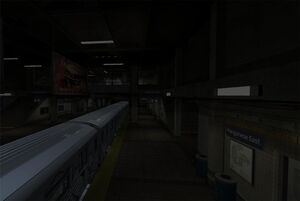 Manganese East Station GTAIV