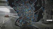 GTA Online enhanced Map