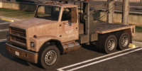 Large Tow Truck