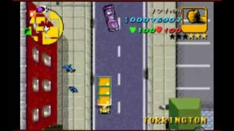 GTA Advance Mission 28 - Ante Up