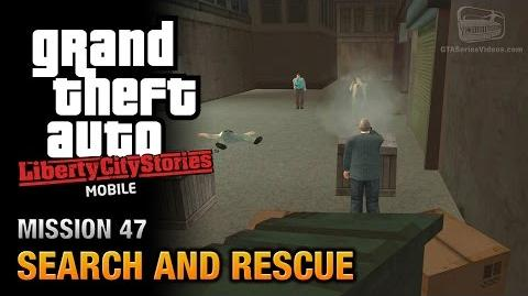 GTA Liberty City Stories Mobile - Mission 47 - Search and Rescue