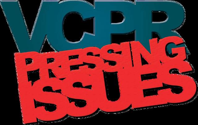 File:VCPRPressingIssues-Logo.png