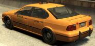 Taxi-GTA4-Declasse-rear