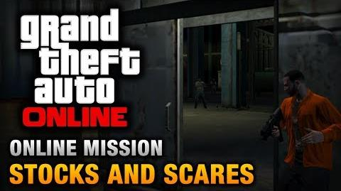 GTA Online - Mission - Stocks and Scares Hard Difficulty