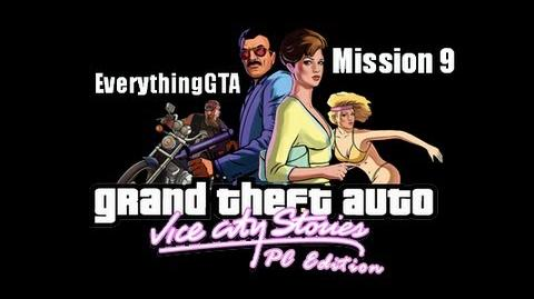 GTA Vice City Stories PC Edition Mission 9- Waking Up the Neighbors (Beta3)