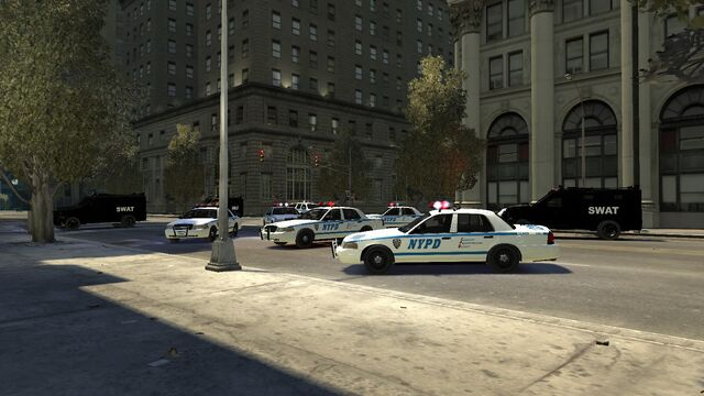 File:GTA IV-PC Mods-NYPD Bank Siege.jpg