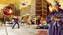 Saints row wallpaper 3-HD