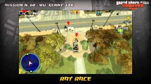 GTA Chinatown Wars - Walkthrough - Mission 60 - Rat Race