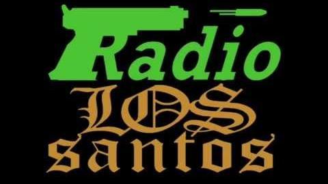 GTA San Andreas Radio Stations 6 - Radio Los Santos