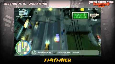 GTA Chinatown Wars - Walkthrough - Mission 16 - Flatliner
