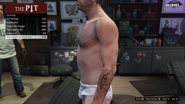 File:Tattoo Trevor Left Arm GTAV Grim Reaper Smoking Gun.jpg